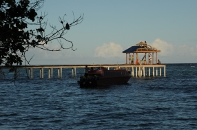 Pier On Plun Island