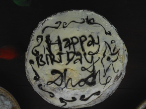 "Birthday Cake for ""Judd"""