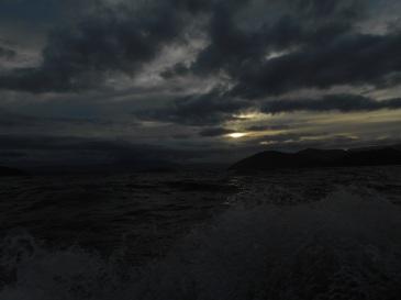 Sunset Boatride