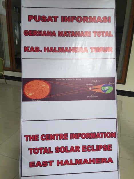 Eclipse Event Sign