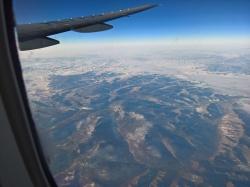 Morning over Mongolia. Feb 25th