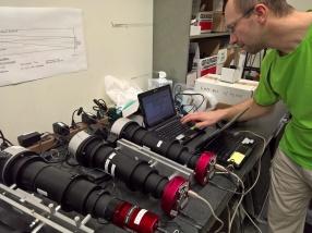 Pavel - Testing equipment