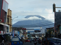 Gamalama Volcano, Ternate