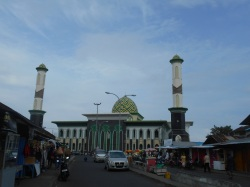 A Mosque in Ternate